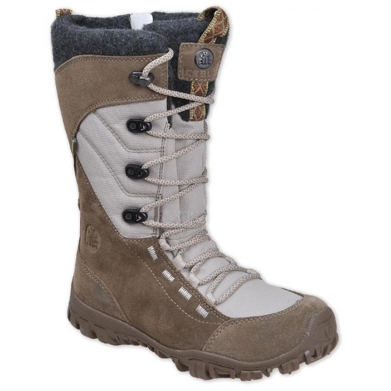 f9d43815be13 Dámska zimná obuv vysoká ICEBUG-DIANA-L nougat - Dámske snehule značky  Icebug vhodné