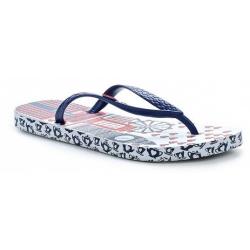 Dámska plážová obuv IPANEMA-Unique III blue-white