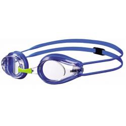 Plavecké okuliare ARENA Tracks Jr. - čirá-modrá-modrá