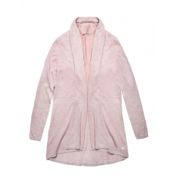 Dámsky sveter VOLCANO-S-AMANDA-WOMEN-Pink light