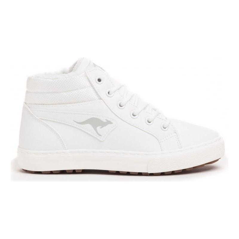 c537f14401b7 Dámska rekreačná obuv KangaROOS-KaVu I - offwhite lt grey