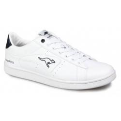 Rekreačná obuv KangaROOS-K-Class-x 7054 -white/royal blue
