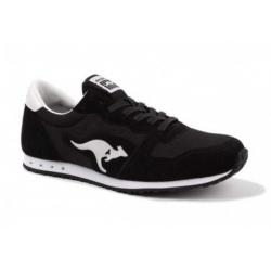 Rekreačná obuv KangaROOS-Blaze III -black/white