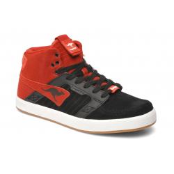 Pánska vychádzková obuv KangaROOS-Rail black