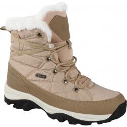 Dámska zimná obuv stredná AUTHORITY-FILONA beige