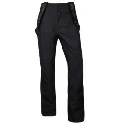 Pánske lyžiarske softshellové nohavice AUTHORITY-NISENO P black