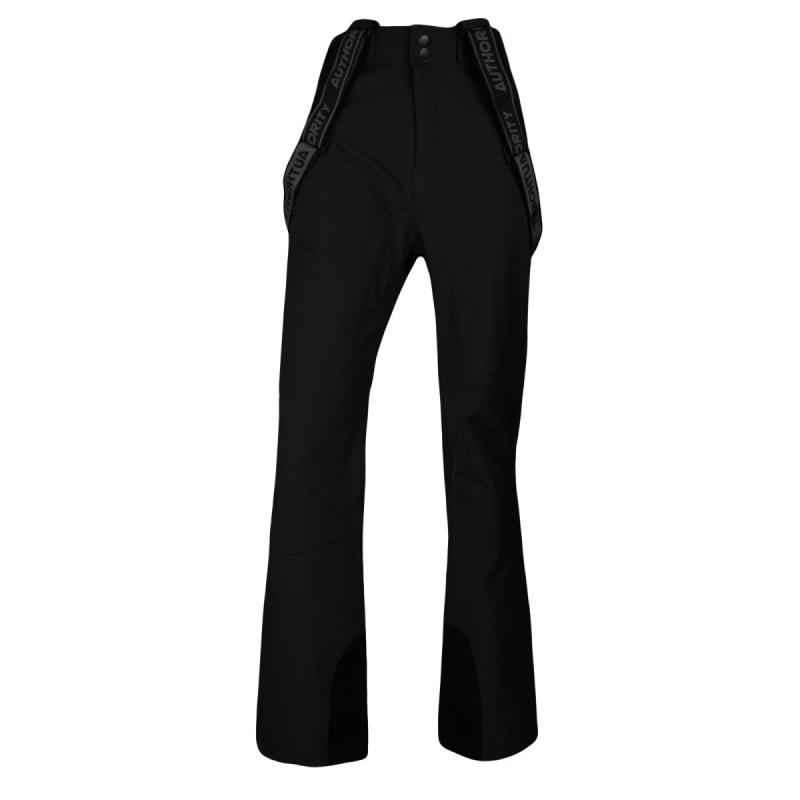 0f5822886919 Dámske lyžiarske softshellové nohavice AUTHORITY-NISENA black - Dámske  lyžiarske nohavice značky Authority.