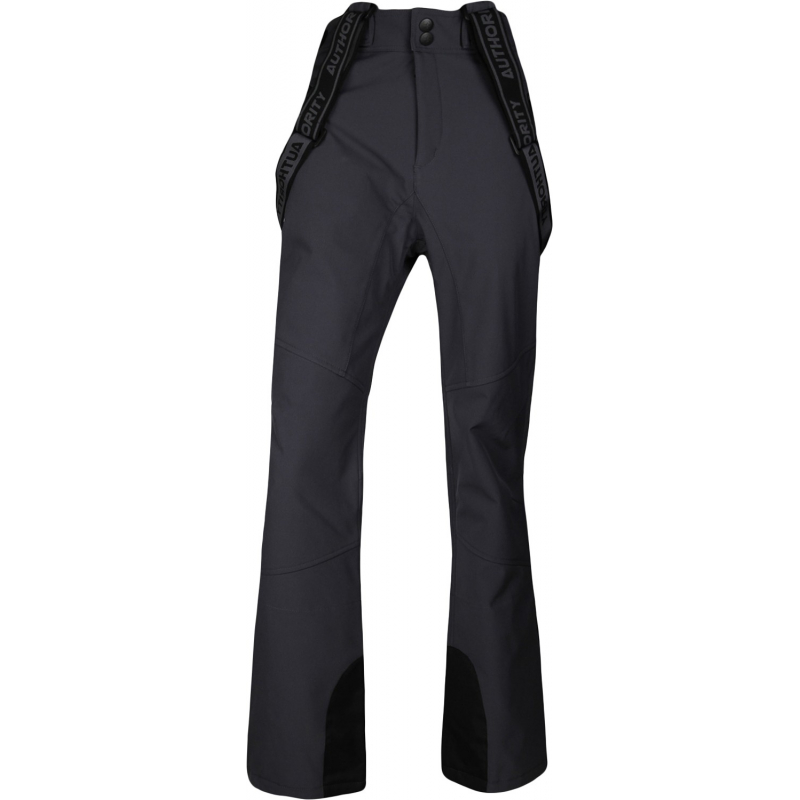 bc6bb337a061 Dámske lyžiarske softshellové nohavice AUTHORITY-NISENA dk grey - Dámske  lyžiarske nohavice značky Authority.