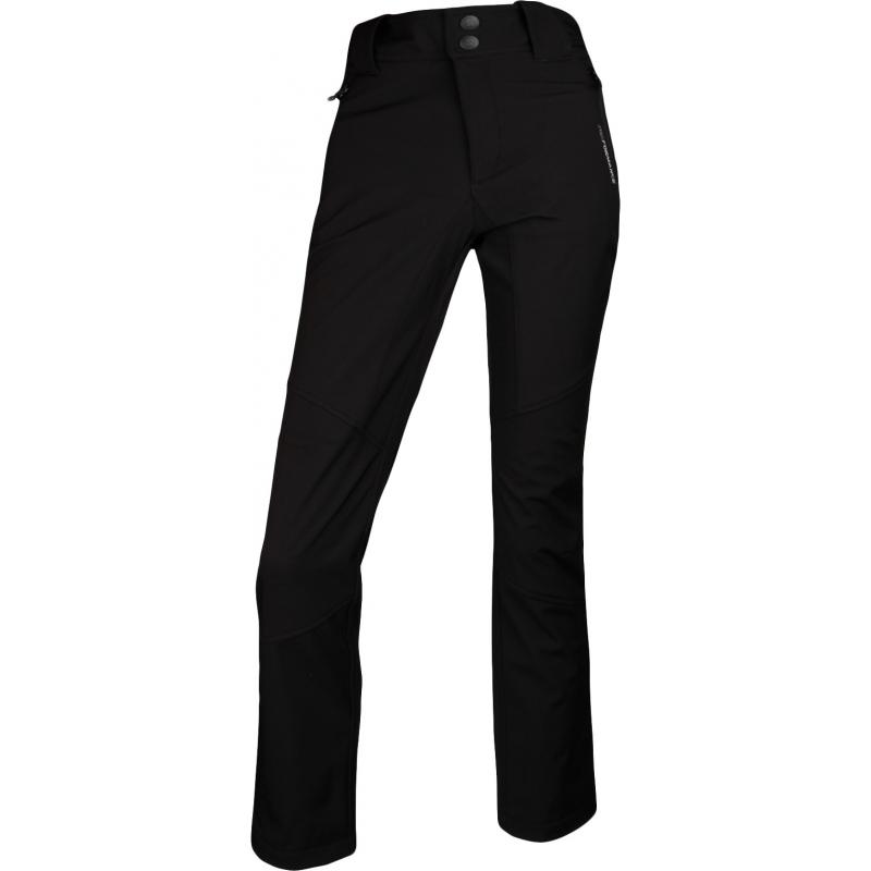 31169d4ea Dámske lyžiarske softshellové nohavice AUTHORITY-NEREANA black - Dámske  softshellové nohavice značky Authority.