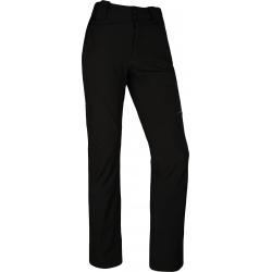 Pánske lyžiarske softshellové nohavice AUTHORITY-NERREON black