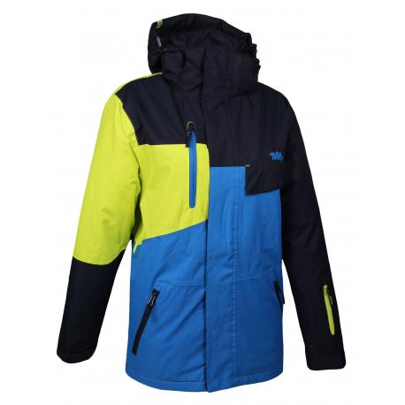 Lyžiarska bunda AUTHORITY-RONALL blue - Pánska lyžiarska bunda značky Authority.
