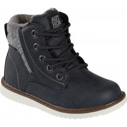 Chlapčenská zimná obuv stredná AUTHORITY-Demo