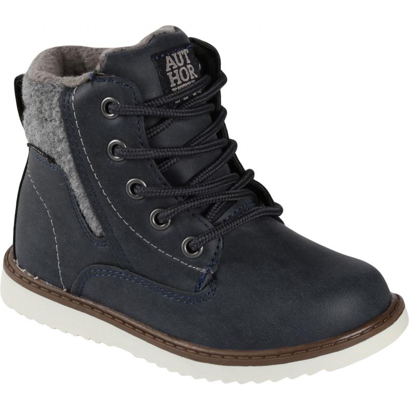 158a36fb2d25 Chlapčenská zimná obuv stredná AUTHORITY-Demo - Detská zimná obuv značky  Authority.