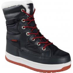Dámska zimná obuv vysoká AUTHORITY-SARA - Sega blue