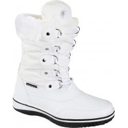 Dámska zimná obuv vysoká AUTHORITY-SARA - Sega white