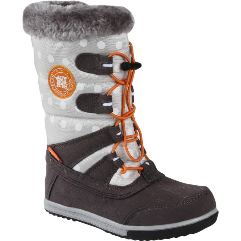 Dievčenská zimná obuv vysoká AUTHORITY-Mala S - Detská zimná obuv značky Authority.