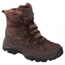Dámska zimná obuv stredná AUTHORITY-Filona Brown