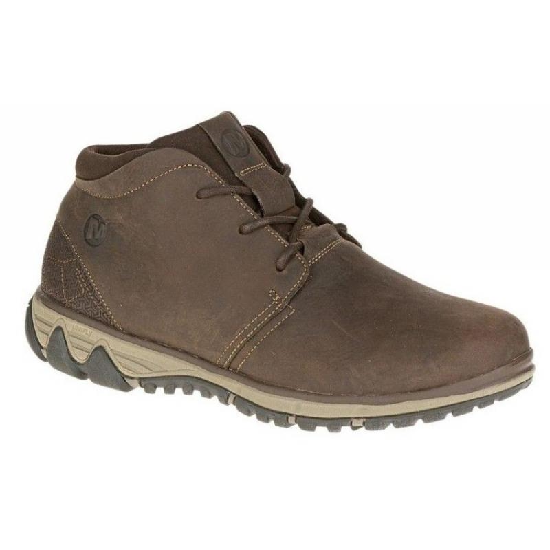 Pánska vychádzková obuv MERRELL-ALL OUT BLAZER CHUKKA clay 5f4fb025839