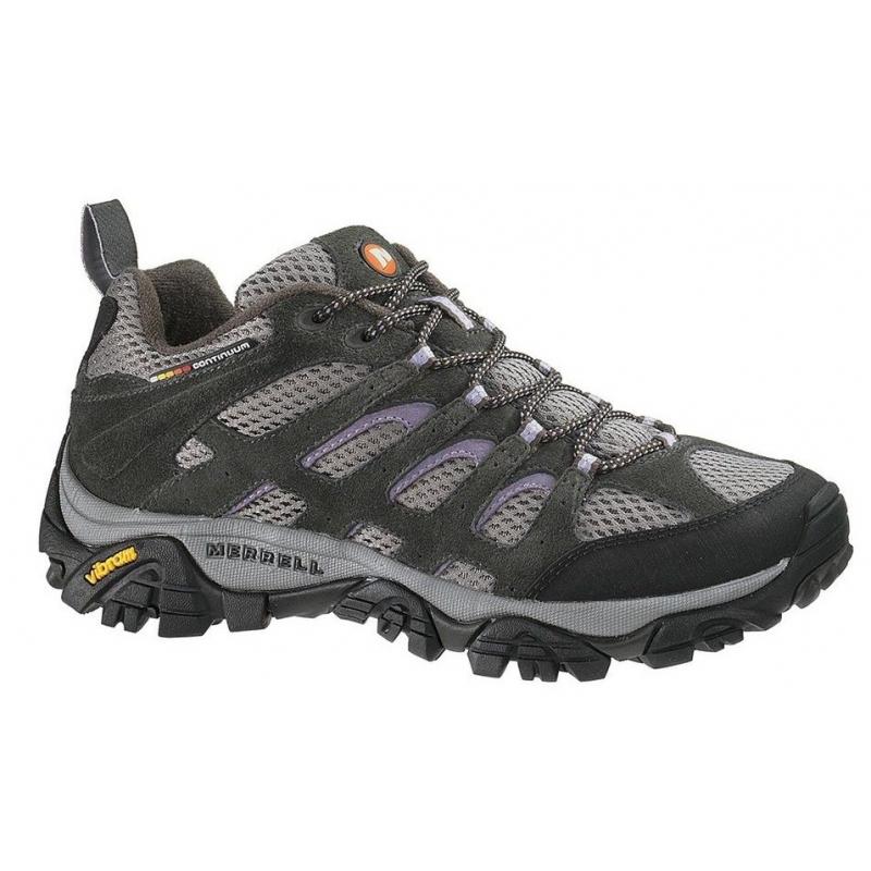 Dámska turistická obuv nízka MERRELL-MOAB VENTILATOR - Dámska obuv vhodná  pre multi-športové d7f9baee43e