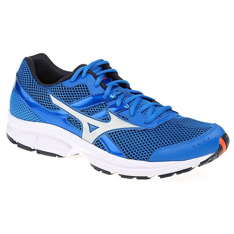 658eccaff91 Bežecká obuv MIZUNO-Spark DirectoireBlue Silver Fi - Pánske bežecké topánky  značky Mizuno