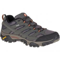 Pánska turistická obuv nízka MERRELL-MOAB 2 GTX BELUGA