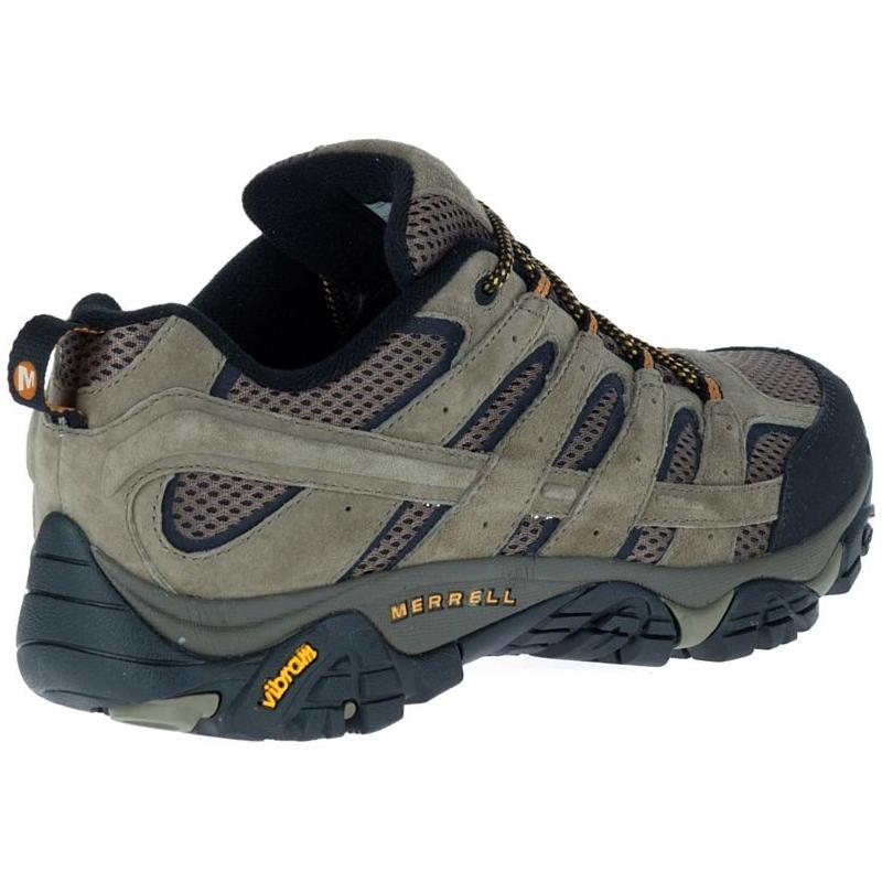 Pánska turistická obuv nízka MERRELL-MOAB 2 VENT WALNUT - Pánska turistická obuv značky Merrell.