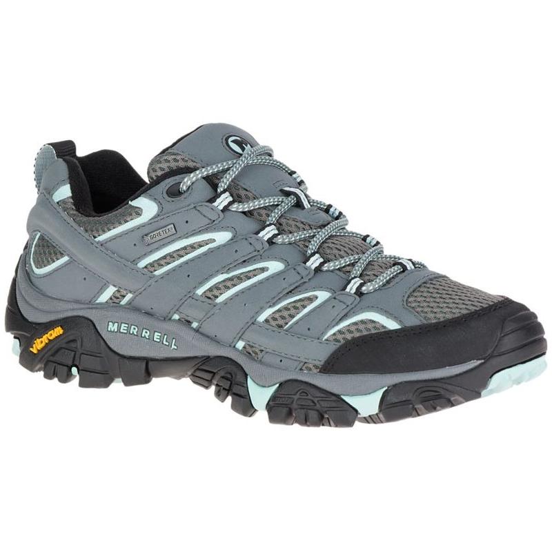 Dámska turistická obuv nízka MERRELL-MOAB 2 GTX Ws SEDONA SAGE - Dámska turistická obuv značky Merrell.
