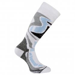 Lyžiarske podkolienky (ponožky) VOXX-CARVING - white