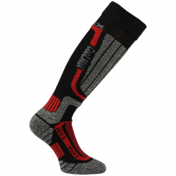Lyžiarske podkolienky (ponožky) VOXX-KERAX - red