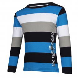 Chlapčenské tričko s dlhým rukávom AUTHORITY-TERNO B blue