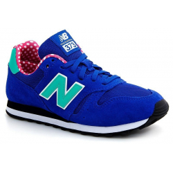 Dámska rekreačná obuv NEW BALANCE-WL373BGP-BLUE