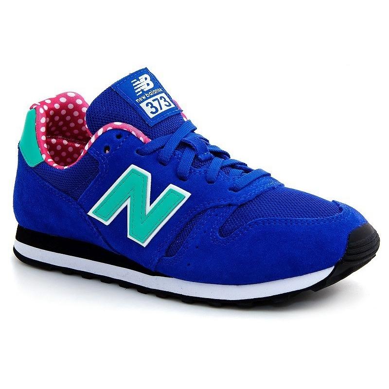 925a7354e6f Dámska rekreačná obuv NEW BALANCE-WL373BGP-BLUE - Štýlová dámska obuv  značky New Balance