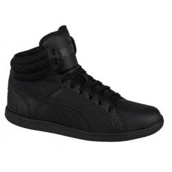 Dámska rekreačná obuv PUMA-Ikaz Mid v2 Puma Black-Puma Black