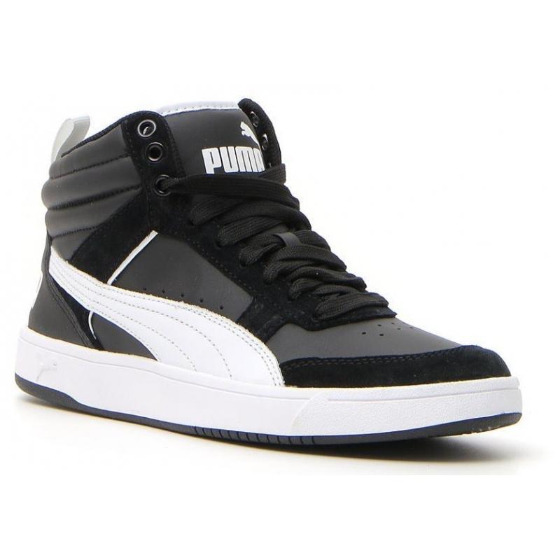 b8a1220b0a601 Pánska vychádzková obuv PUMA-Rebound Street v2 Puma Black-Puma W - Pánske  tenisky