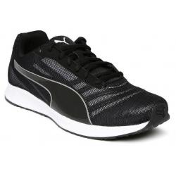 Pánska tréningová obuv PUMA-Burst black-asphalt-black