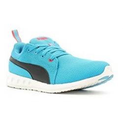 Pánska tréningová obuv PUMA-Carson Runner atomic blue-black-red blas
