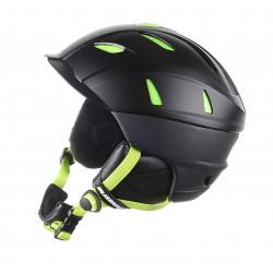 Lyžiarska prilba BLIZZARD-POWER ski Black/green