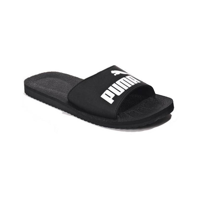Pánska plážová obuv PUMA-Purecat black-white - Pánska plážová obuv značky  Puma. 34b56d1396a