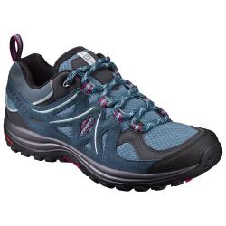 Dámska turistická obuv nízka SALOMON-ELLIPSE 2 AERO W ARTIC/Reflecting/S