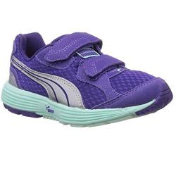 Rekreačná obuv PUMA-Descendant V Kids prism violet-silver me