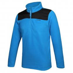 Pánska lyžiarska flisová mikina AUTHORITY-FELIAMO blue