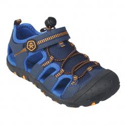 Chlapčenská módna obuv COLOR KIDS-Thorold Estate Blue sandals 5b2b152ed37