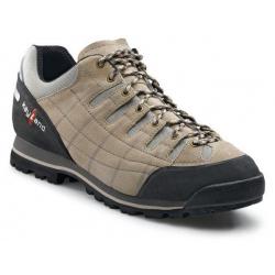 Pánska turistická obuv nízka KAYLAND CREST BEIGE/SILVER