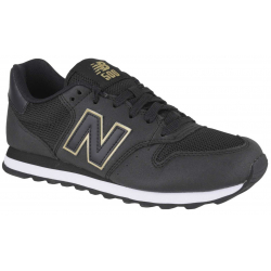 1293bcfca86 Dámska rekreačná obuv NEW BALANCE-GW500KGK black gold