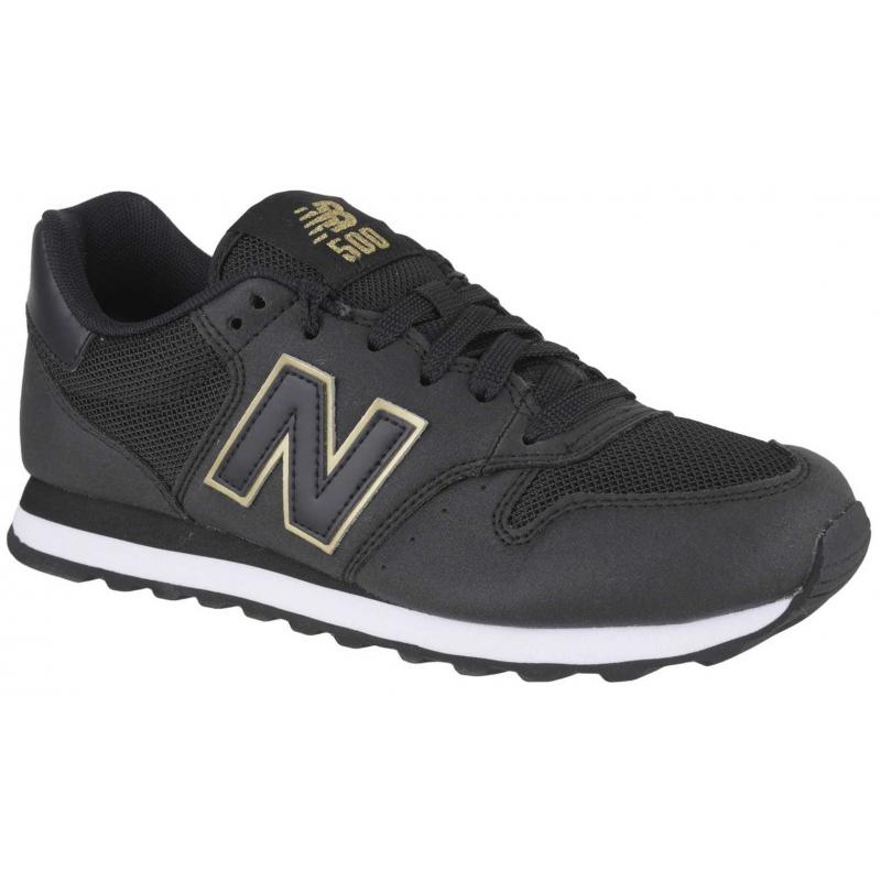 Dámska rekreačná obuv NEW BALANCE-GW500KGK black gold a19ee08f060