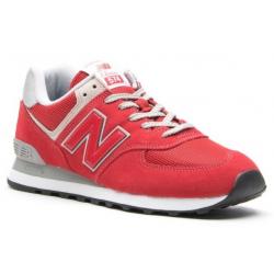 Pánska rekreačná obuv NEW BALANCE-ML574ERD team red e40a238a20
