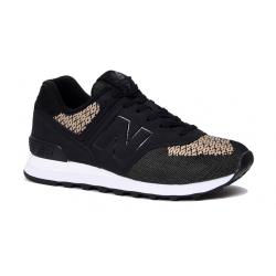 Dámska rekreačná obuv NEW BALANCE-WL574FAA black 977864b9d0