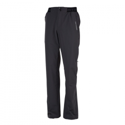 Pánske turistické nohavice NORTHFINDER-DEAN-Grey dark