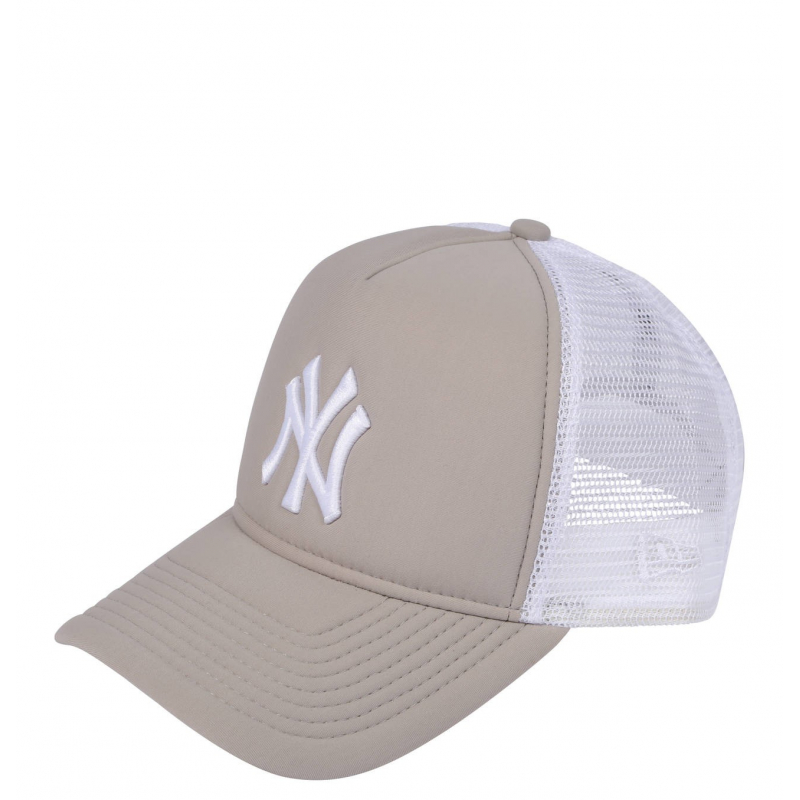 f9b69cf5c Dámska šiltovka NEW ERA-SP18 940 AF TRUCKER ESSENTIAL NEW YORK YANKEES  GREY/ -