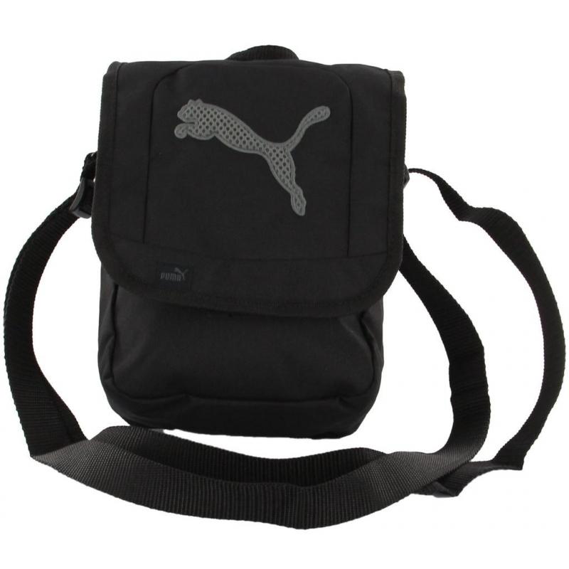 0e54ab8dcee1 Malá taška cez rameno PUMA-Big Cat Portable black-dark shadow -